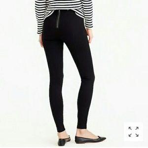 J Crew pixie pant in black